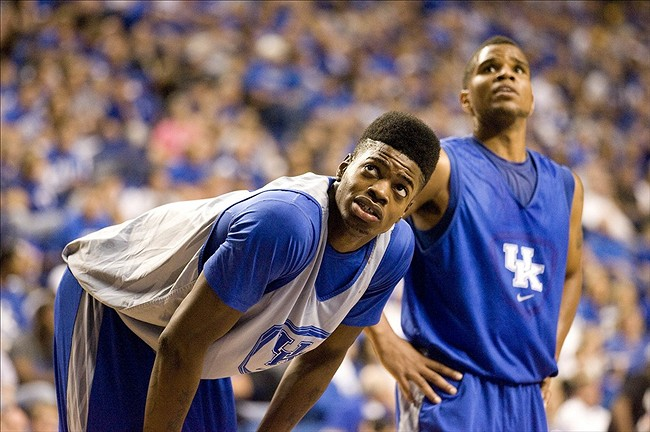 Uk Basketball Blue White Game: Thoughts And Observations From The Blue-White Game