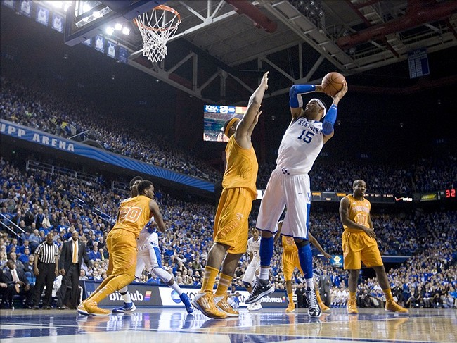 Uk Basketball: Kentucky Wildcats: Nerlens Gets An Award, Big Time
