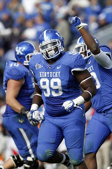 Kentucky Wildcats Football: UK Release on Fan Day