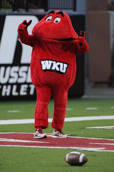 Kentucky Wildcat Football: 7 Degrees of Western Kentucky ...