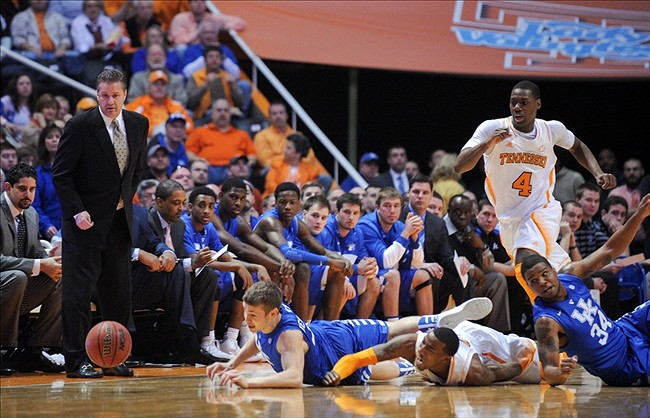 Uk Basketball: Fans Are Upset About Kentucky Wildcats And Tennessee