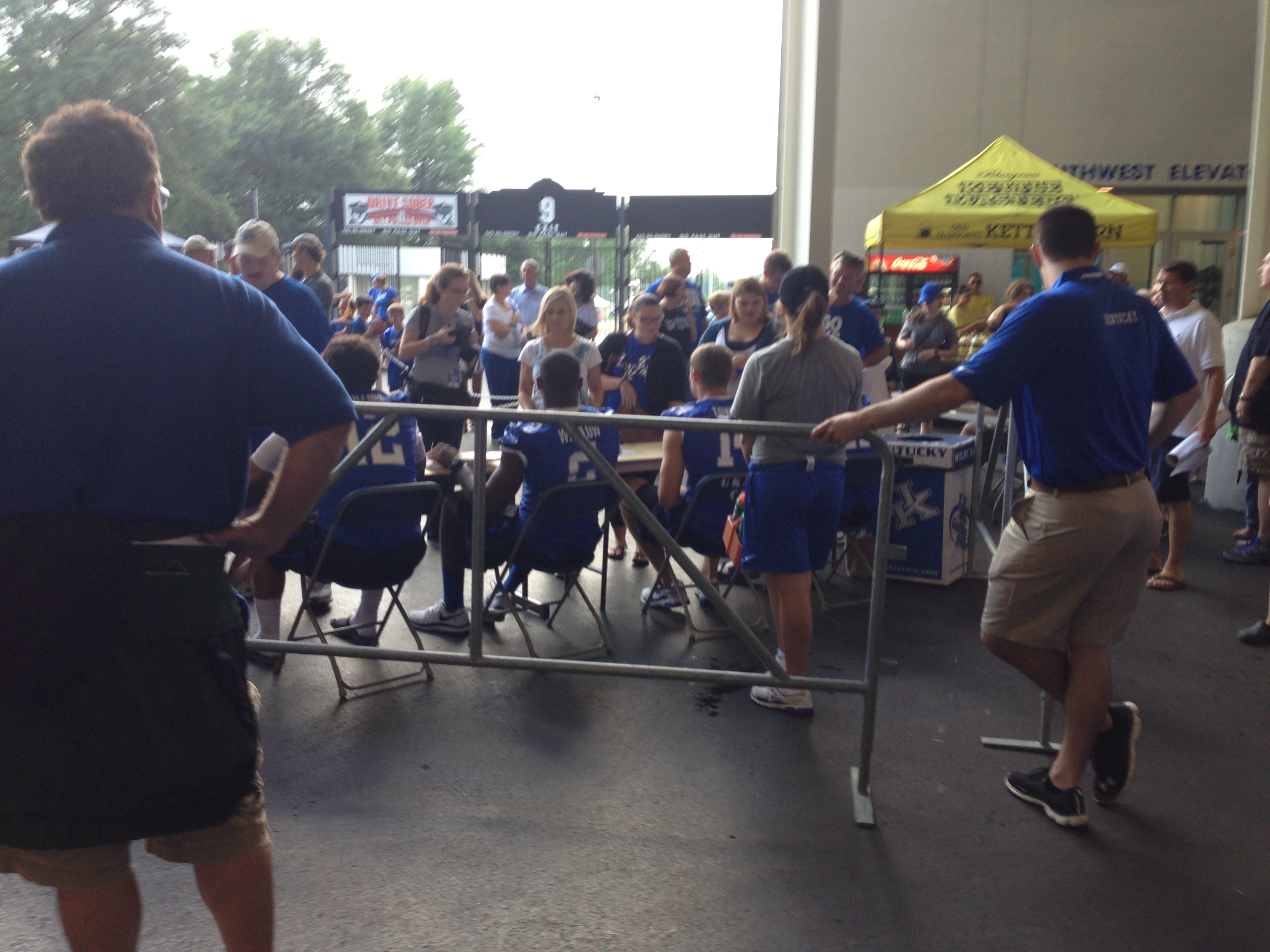 UK Football Fan Day