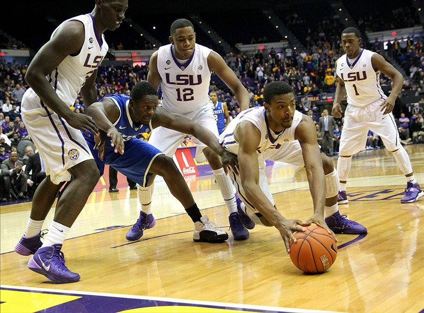 Kentucky Wildcats Basketball vs LSU Tigers: Know Your Enemy