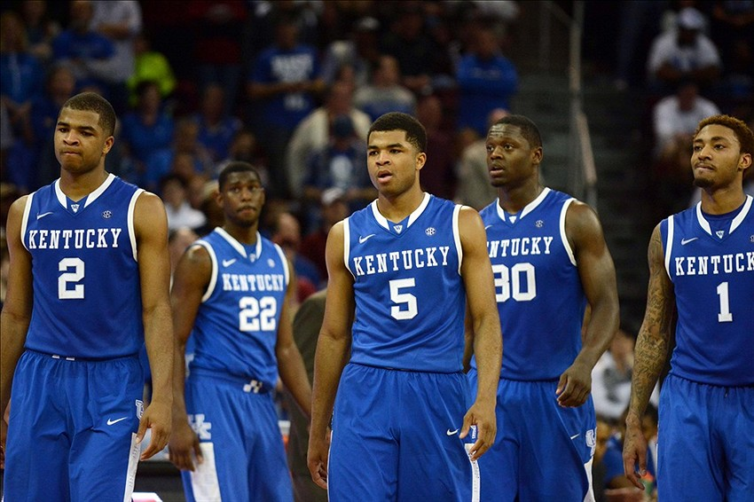 kentucky wildcats basketball the consequences of the loss to south