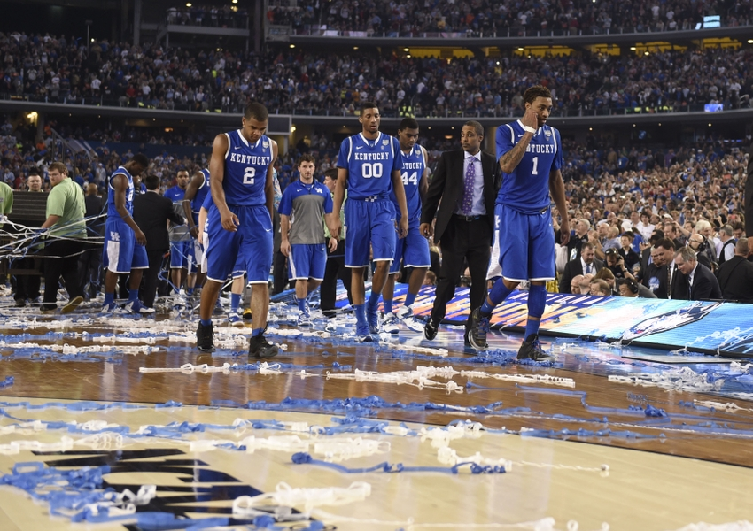Calipari S Kentucky Wildcats Are Young Streaky And Loaded: Kentucky Basketball: When The Winning Streak Ends