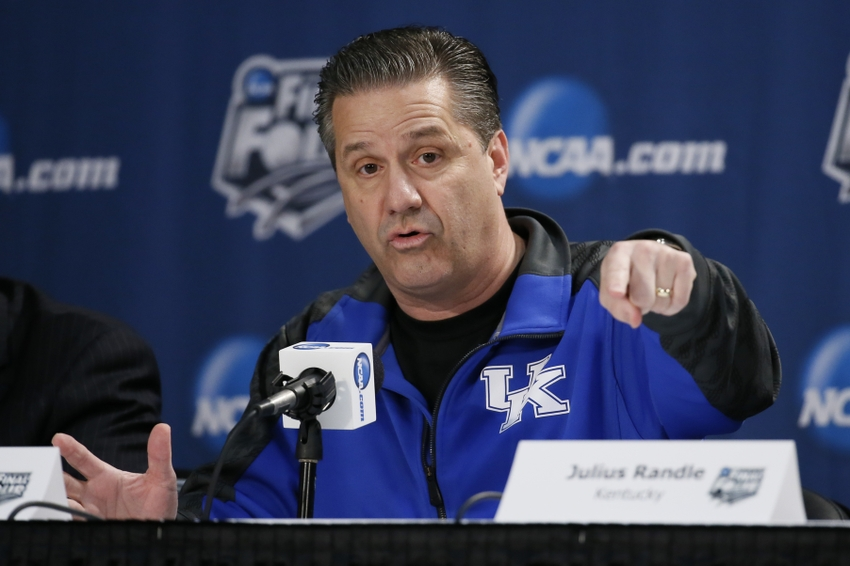 Calipari S Kentucky Wildcats Are Young Streaky And Loaded: Kentucky Wildcats Basketball: Analyzing The Non-Conference