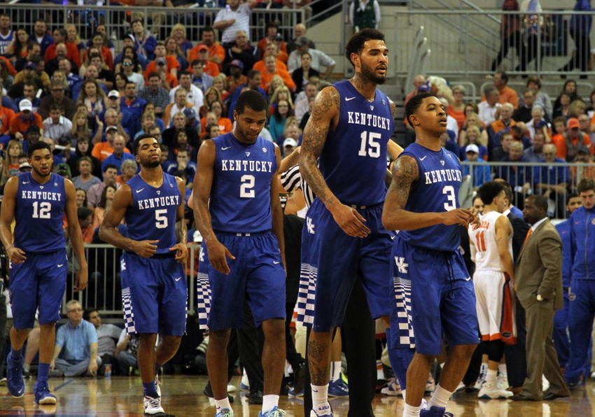 Three Reasons Kentucky Basketball Might Have One Of Its: Headlines: Kentucky Wildcats Cap Off Perfection