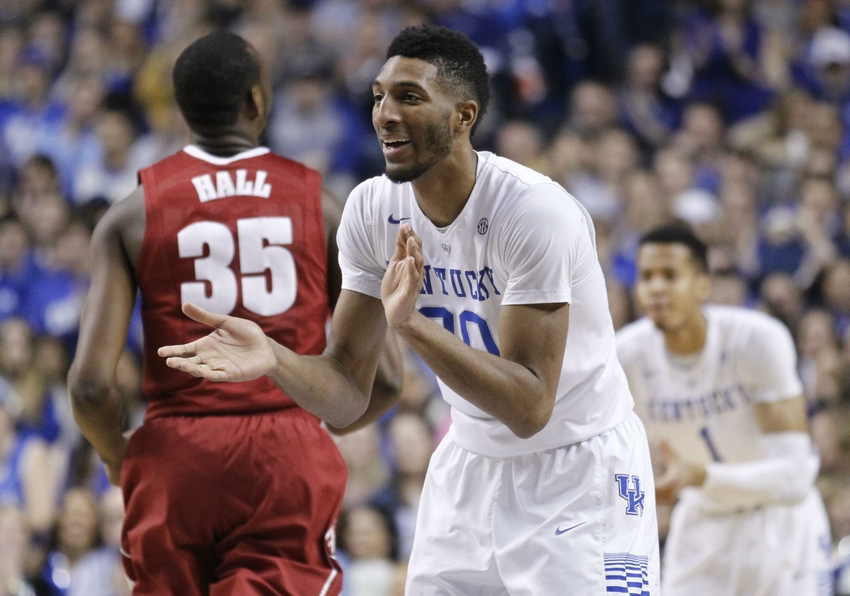 Kentucky Basketball Wildcats Have Found Their Groove: Alex Poythress Returns To Lead Kentucky Past Alabama 78-53