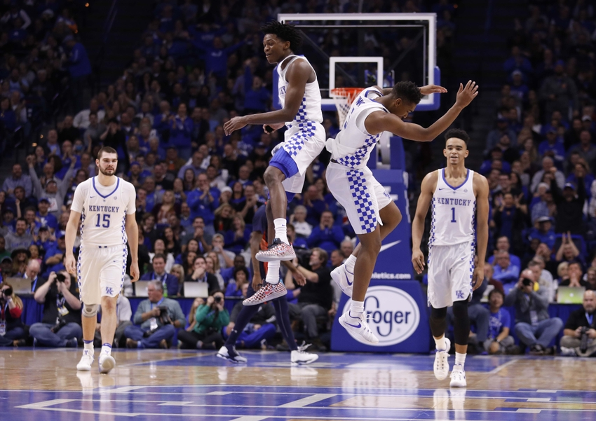 Kentucky S Malik Monk Named Ap Sec Player Of The Year: Kentucky Basketball: Wildcats-Valparaiso Preview