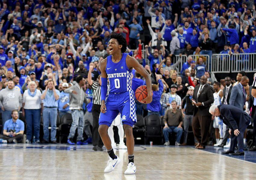 Uk Basketball: Kentucky Basketball: Fox Named SEC Freshman Of The Week