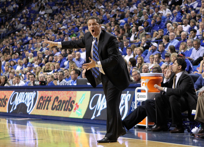 Uk Basketball: Kentucky Wildcats Basketball Recruiting: Huntington Prep