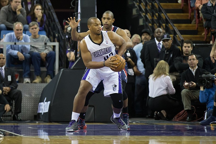 NBA: Chuck Hayes and Patrick Patterson traded for Rudy Gay