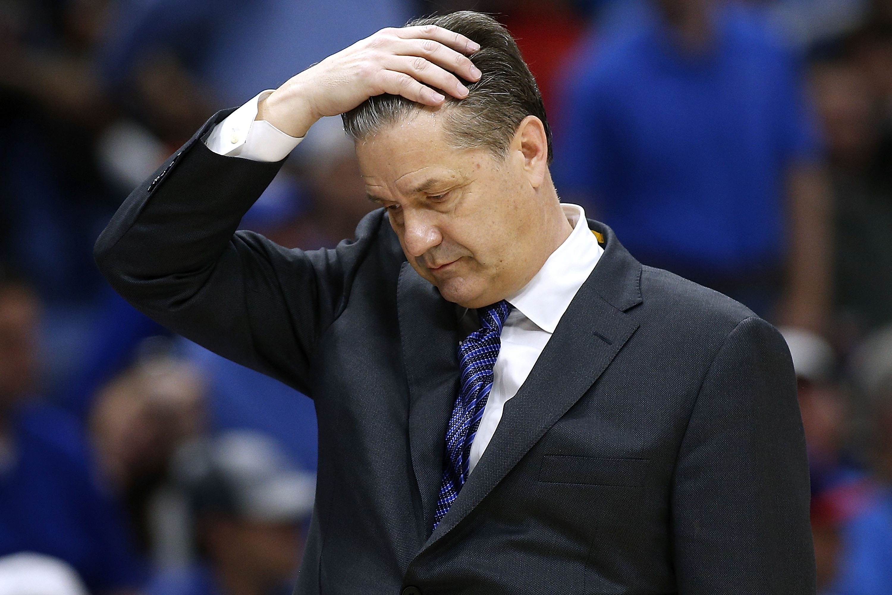 No. 7 Kentucky loses to unranked UCLA