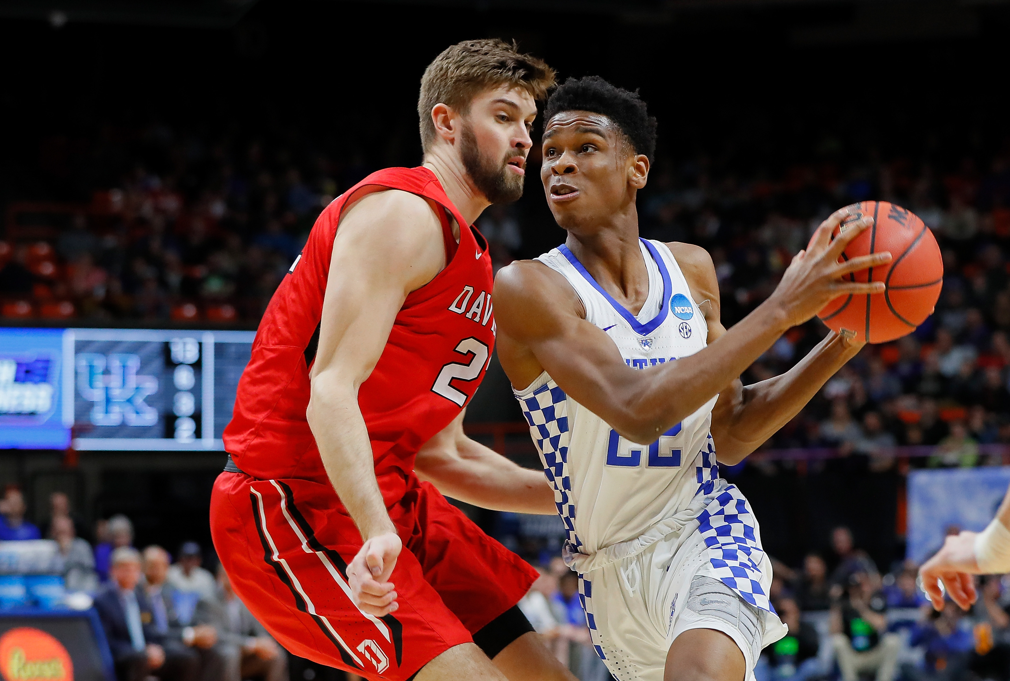 Baby Cats: Even for Cal and Kentucky, this team is young