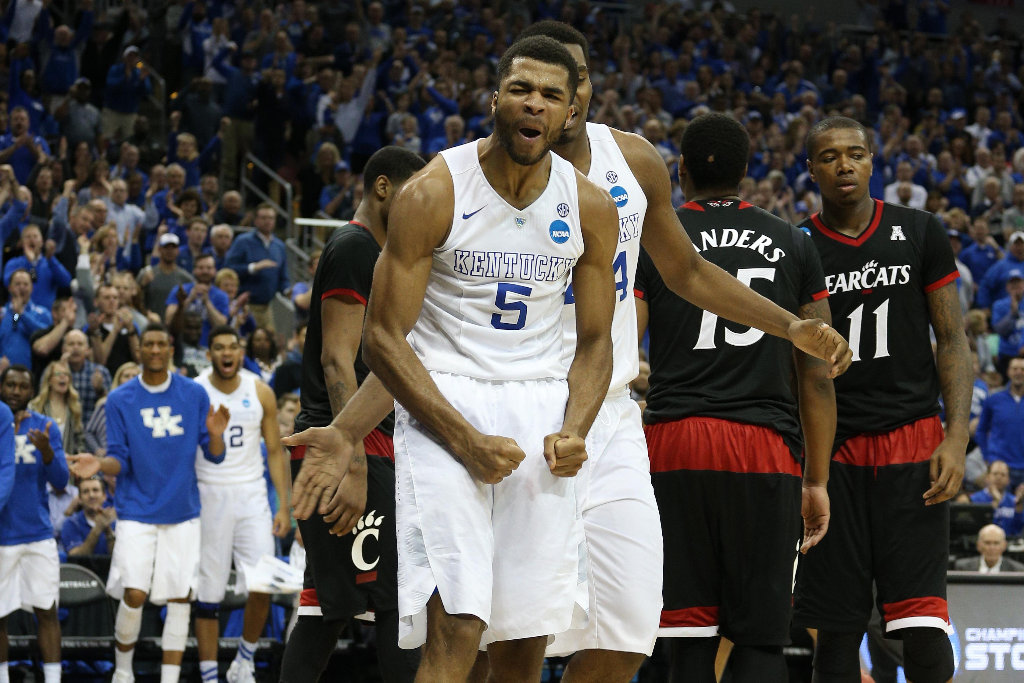 Kentucky Basketball: Ranking The Top Five Wildcats Players