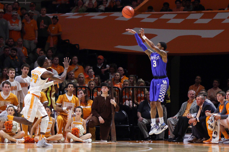 Kentucky Basketball Ranking The Top Ten Three Point Shots