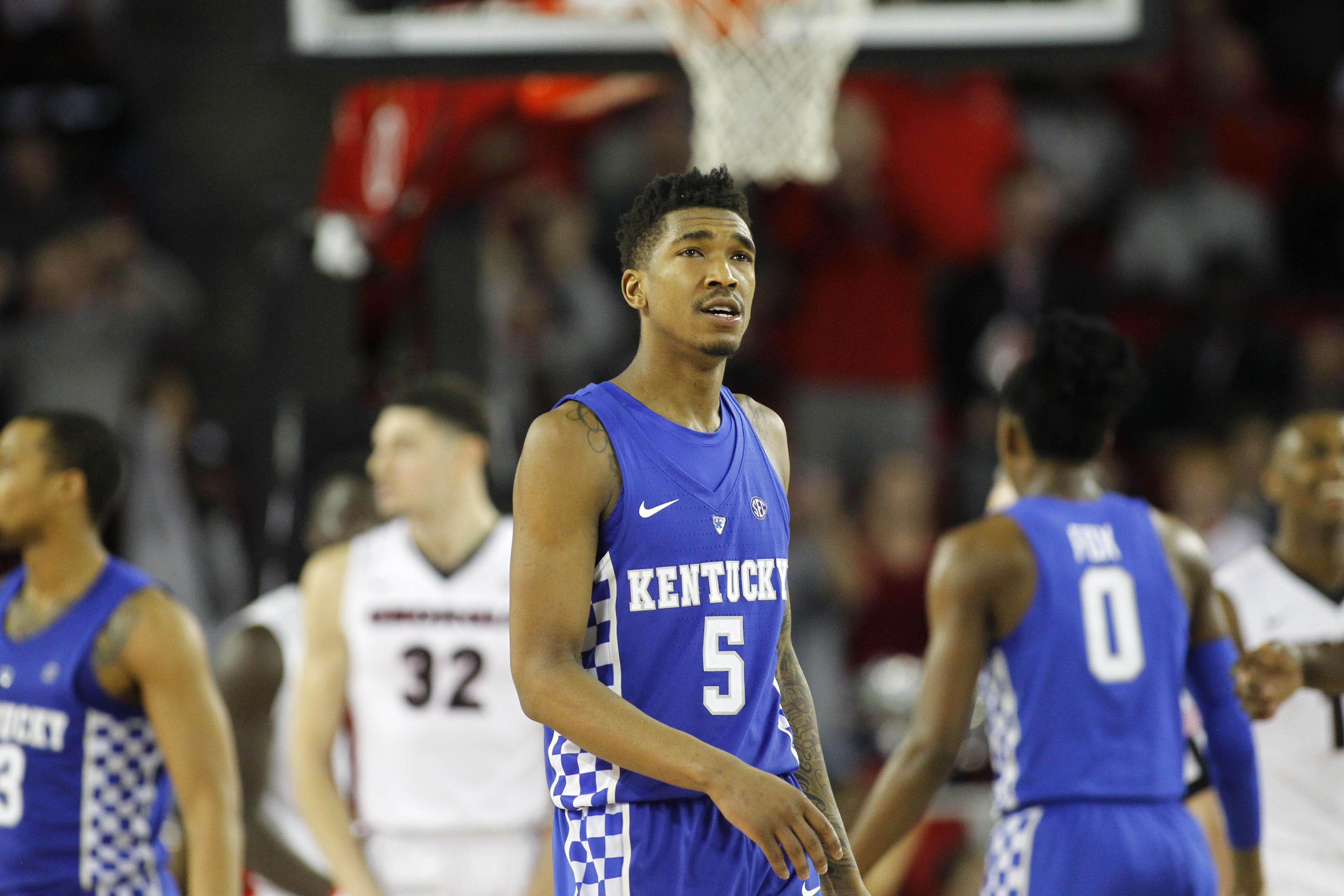 Uk Basketball: Kentucky Basketball: Wildcats' Individual Regular Season