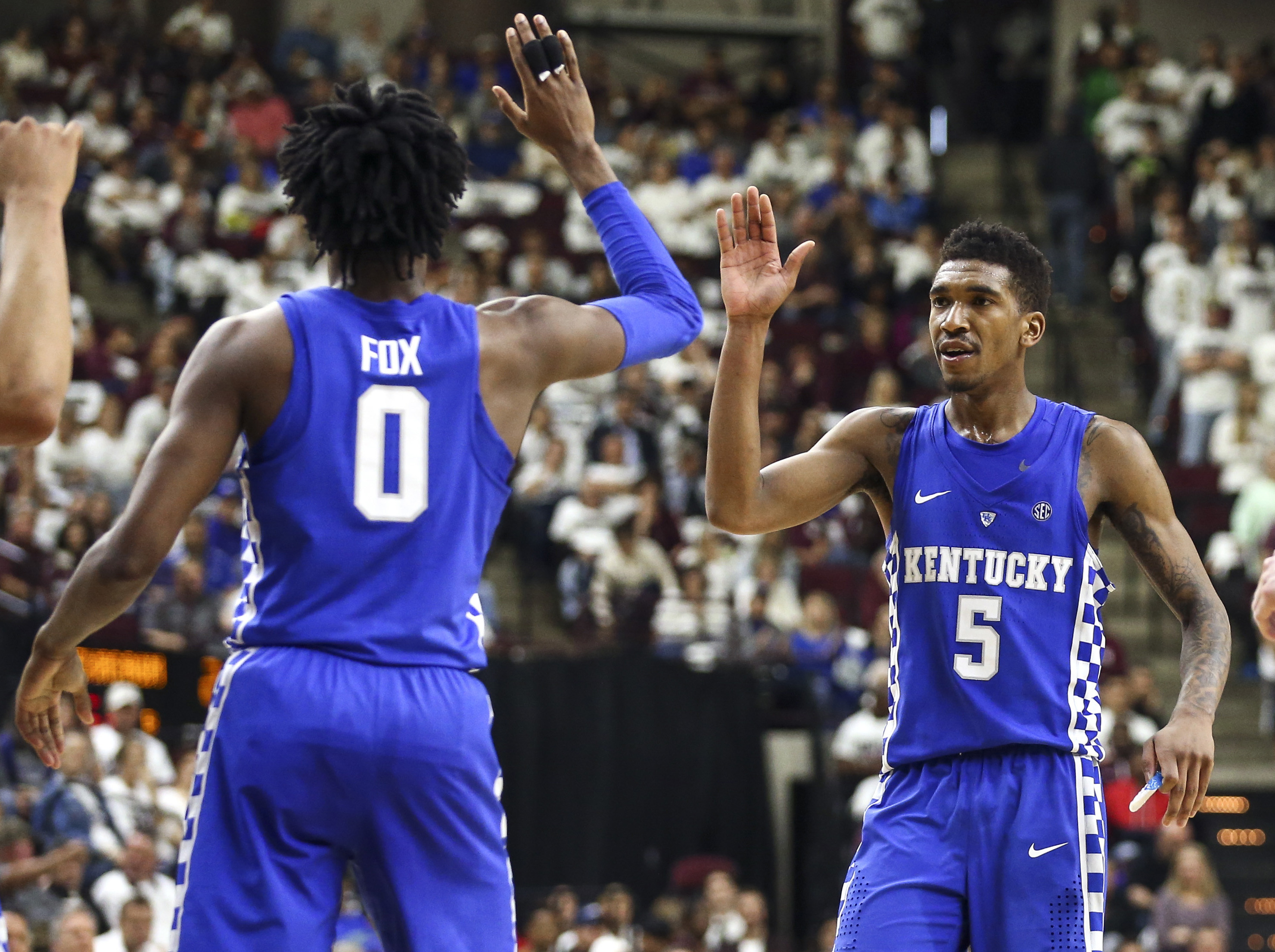 brand new f4790 3ec6f Kentucky Basketball: Ranking The Top Five Wildcats Players ...